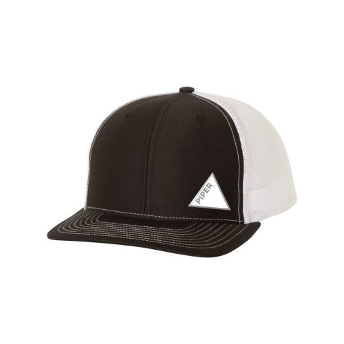 Richardson 112 Trucker 6 Panel Twill Mesh Back