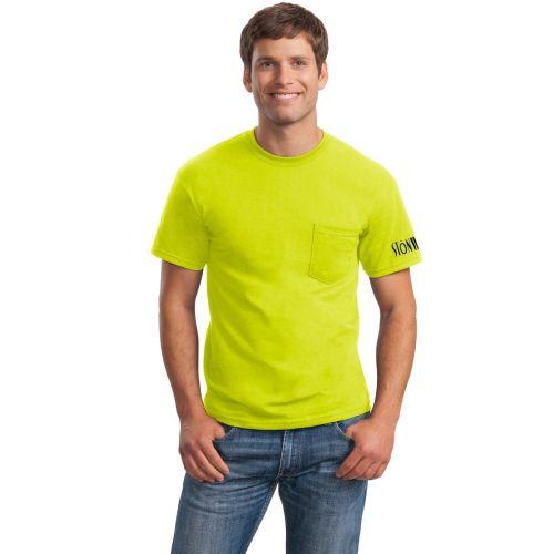 2300  Gildan-Ultra Cotton T-Shirt with Pocket
