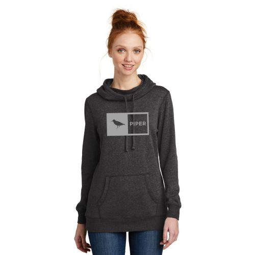 District Women's Lightweight Fleece Hoodie