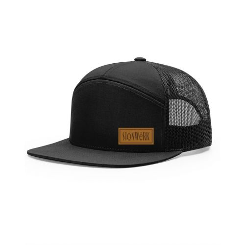 Richardson - Seven-Panel Trucker Cap - 168