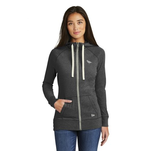 New Era Women's Zip-Up Hoodie