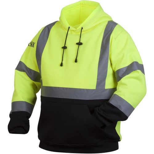 Safety Sweatshirt - Pyramex RSSH3210 Class 3 Pullover