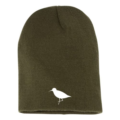 Yupoong Short Knit Beanie
